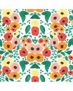 Geometric Flowers LifeProof Nuud iPhone Skin