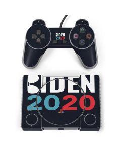 Biden 2020 PlayStation Classic Bundle Skin