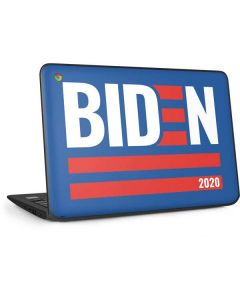Biden HP Chromebook Skin