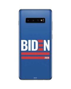 Biden Galaxy S10 Plus Skin