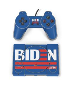 Biden PlayStation Classic Bundle Skin