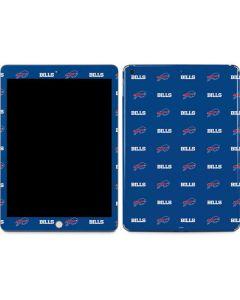 Buffalo Bills Blitz Series Apple iPad Skin