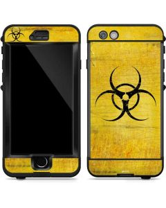 Biohazard Large LifeProof Nuud iPhone Skin