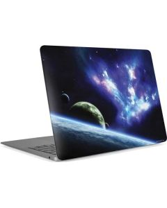 Bird-Shaped Nebula Apple MacBook Air Skin