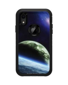 Bird-Shaped Nebula Otterbox Defender iPhone Skin