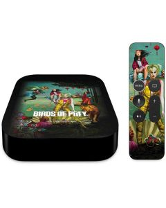 Birds of Prey Animated Apple TV Skin