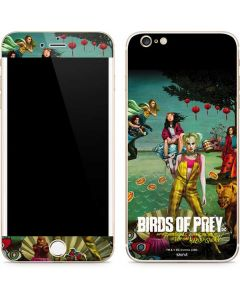 Birds of Prey Animated iPhone 6/6s Plus Skin