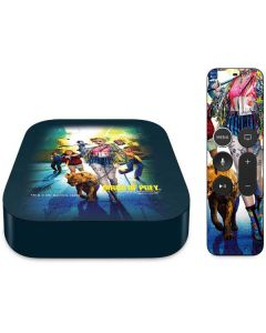 Birds of Prey Apple TV Skin