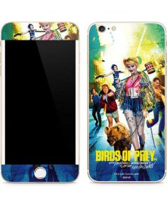 Birds of Prey iPhone 6/6s Plus Skin