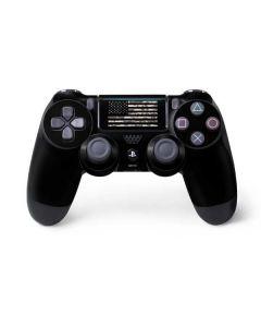 Black and White Camo American Flag PS4 Pro/Slim Controller Skin