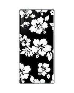 Black and White Galaxy Note 10 Skin