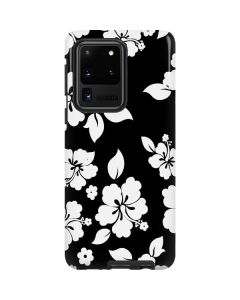 Black and White Galaxy S20 Ultra 5G Pro Case