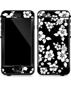 Black and White LifeProof Nuud iPhone Skin