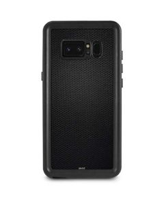 Black Hex Galaxy Note 8 Waterproof Case