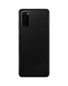 Black Hex Galaxy S20 Skin