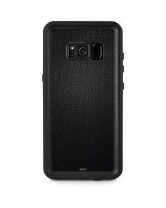 Black Hex Galaxy S8 Plus Waterproof Case