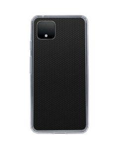 Black Hex Google Pixel 4 Clear Case