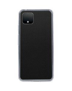Black Hex Google Pixel 4 XL Clear Case