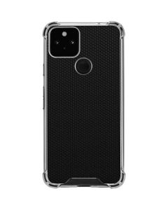 Black Hex Google Pixel 5 Clear Case