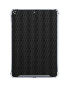 Black Hex iPad 10.2in (2019-20) Clear Case