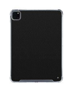 Black Hex iPad Pro 11in (2020) Clear Case
