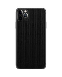 Black Hex iPhone 11 Pro Max Skin