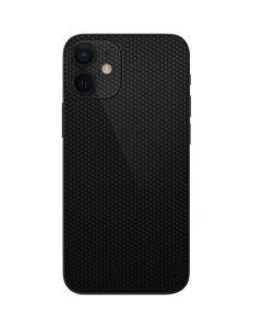 Black Hex iPhone 12 Mini Skin