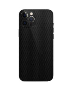 Black Hex iPhone 12 Pro Skin