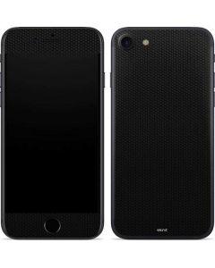 Black Hex iPhone SE Skin