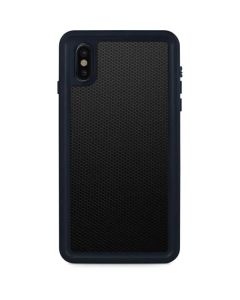 Black Hex iPhone XS Max Waterproof Case