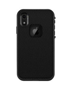 Black Hex LifeProof Fre iPhone Skin
