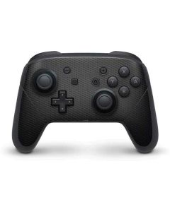 Black Hex Nintendo Switch Pro Controller Skin