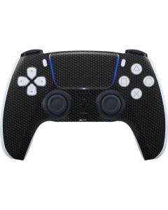 Black Hex PS5 Controller Skin