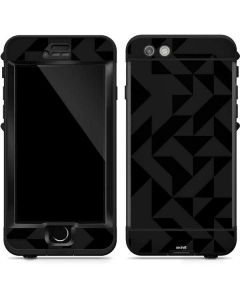 Black LifeProof Nuud iPhone Skin