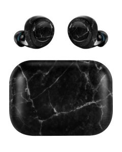 Black Marble Amazon Echo Buds Skin