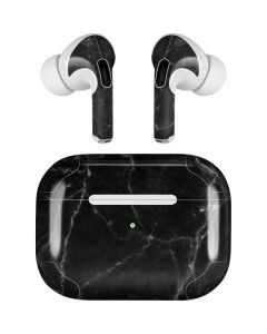 Black Marble Apple AirPods Pro Skin