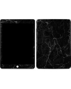 Black Marble Apple iPad Skin