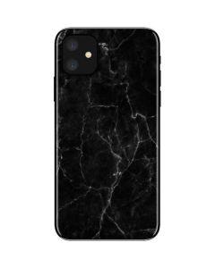 Black Marble iPhone 11 Skin