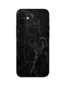 Black Marble iPhone 12 Mini Skin