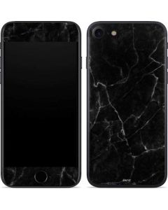 Black Marble iPhone SE Skin