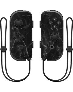 Black Marble Nintendo Joy-Con (L/R) Controller Skin