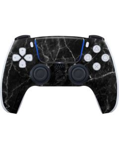 Black Marble PS5 Controller Skin