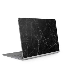 Black Marble Surface Book 2 13.5in Skin