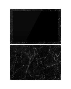Black Marble Surface Pro 7 Skin