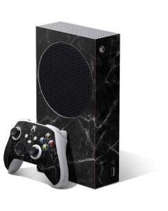 Black Marble Xbox Series S Bundle Skin
