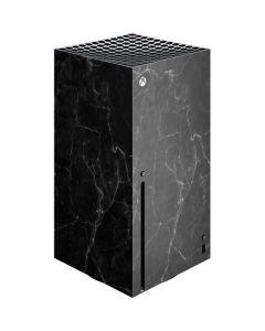 Black Marble Xbox Series X Console Skin