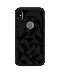Black Otterbox Commuter iPhone Skin
