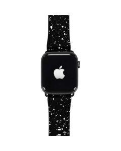 Black Speckle Apple Watch Case