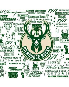 Milwaukee Bucks Historic Blast New Incipio DualPro Shine iPhone 6 Skin