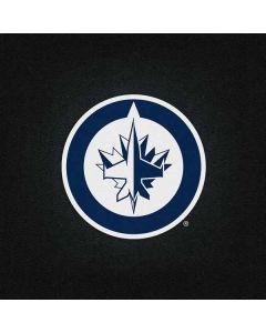 Winnipeg Jets Black Background Samsung Galaxy Tab Skin